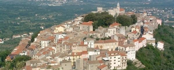 Monteroduni panorama