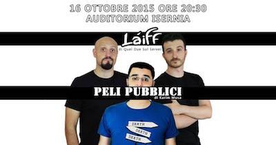 Laiff + Peli Pubblici