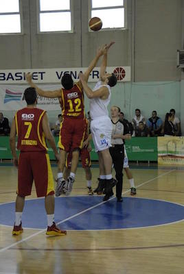 basket, Venafro-Catanzaro