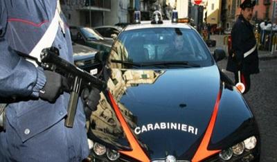 carabinieri armati