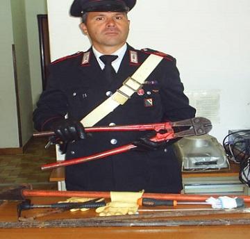 arresto armi
