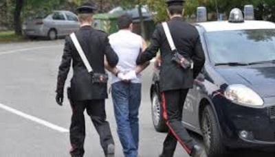 arresto spacciatore a Isernia