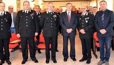 foto Proc. Albano e Carabinieri