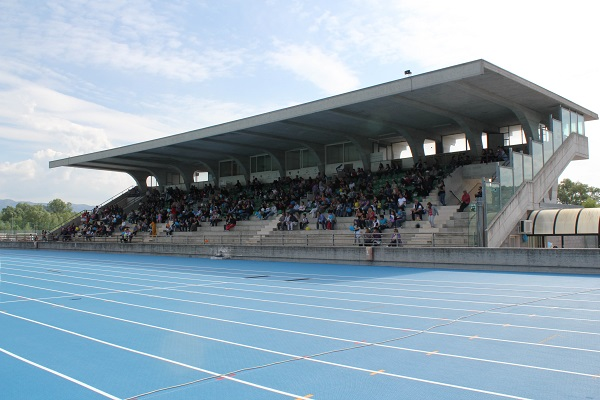 tribuna stadio Isernia
