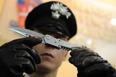 foto coltello
