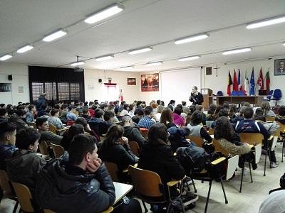 foto incontro studenti