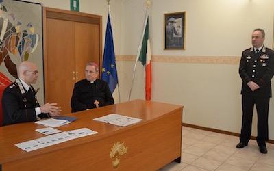 conferenza Chiesa e Carabinieri