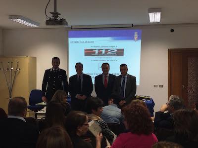Isernia, incontro dei Carabinieri con dirigenti e personale degli uffici postali