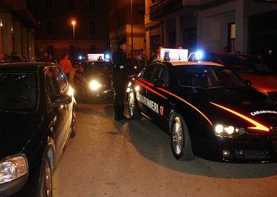 carabinieri volanti