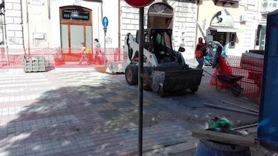 incrocio Corso Vittorio Emanuele