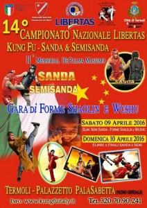 Campionato Nazionale Kung Fu
