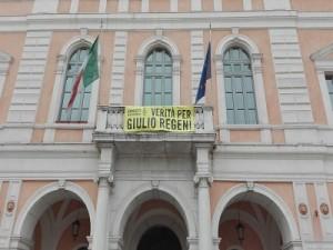 Manifesto Giulio Regeni