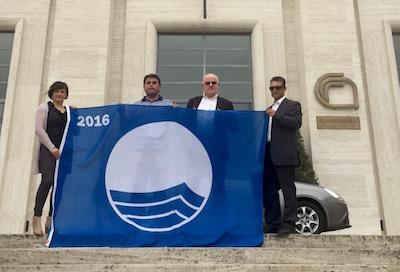 Bandiera Blu 2016 al comune di Termoli