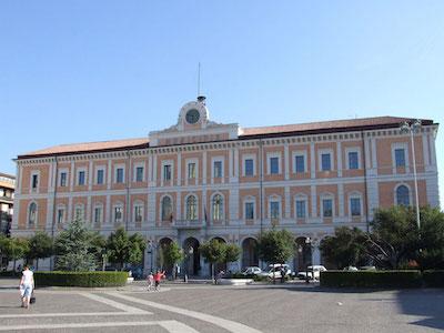 Campobasso - Palazzo San Giorgio