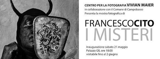 Mostra fotografica di Francesco Cito - I Misteri