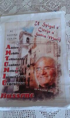 premio U' spigul e' Ciccje a' Santa Marij