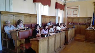 Campobasso, riunione dei sindaci dell'Ambito Territoriale Sociale