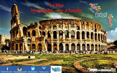 Regione Molise al Festival del lavoro a Roma dal 30 giugno al 2 luglio