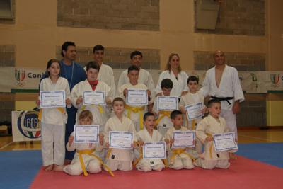 corso di judo gratuito a Isernia