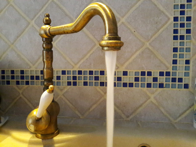 erogazione idrica