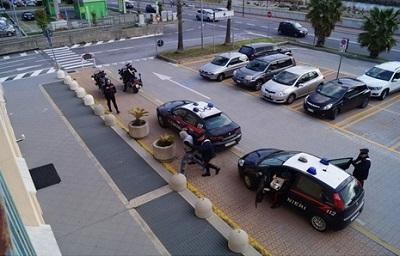 foto CC arresto
