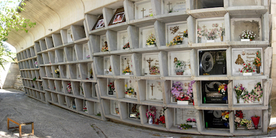 loculi cimitero