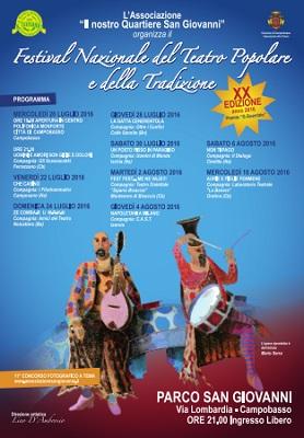 Festival Nazionale del Teatro Popolare e delle Tradizione