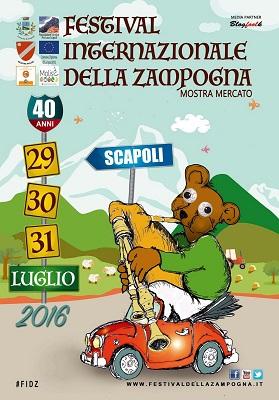 Festival Zampogna Scapoli 2016