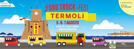 Food Truck Fest Termoli 2016