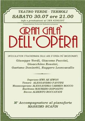 Gala Opera a Termoli