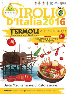 Girolio d'Italia tre tappe in Molise, il programma definitivo