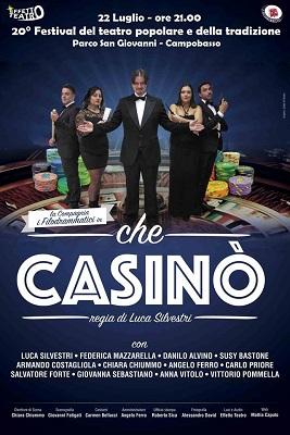 Teatro Che Casino Parco San Giovanni Campobasso