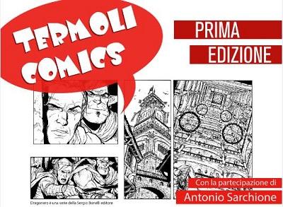 Termoli Comics 2016