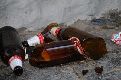 Termoli, divieto somministrazione alcolici in vetro
