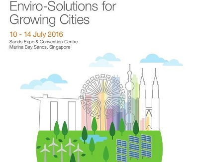 cleanenviro summit di Singapore