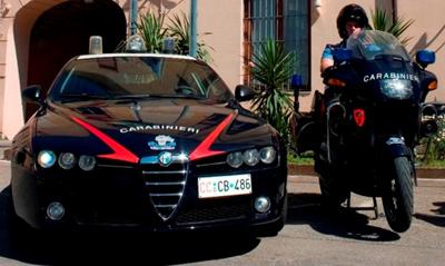 foto Carabinieri