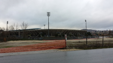 Campobasso, stadio di Selva Piana