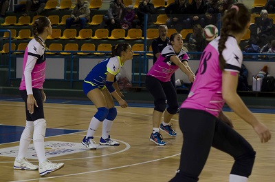 Europea 92 volley