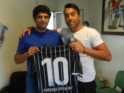 Isernia Calcio, trovato l'accordo per Armando Iaboni