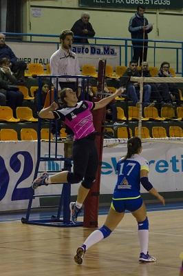 Isernia, volley