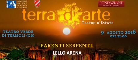 Lello Arena in Parenti e Serpenti