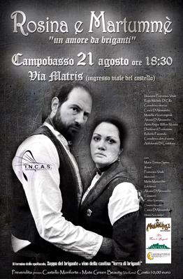 Rosina e Martummè a Campobasso