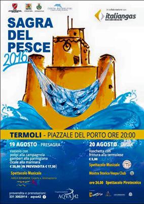 Sagra del Pesce 2016 a Termoli