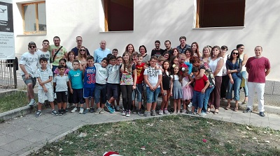 Summer Camp 2016 a Campobasso