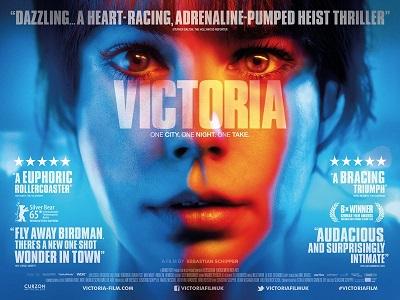Victoria locandina film
