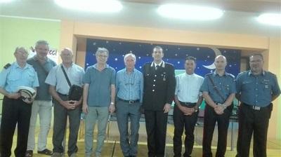 incontri dei Carabinieri in parrocchie