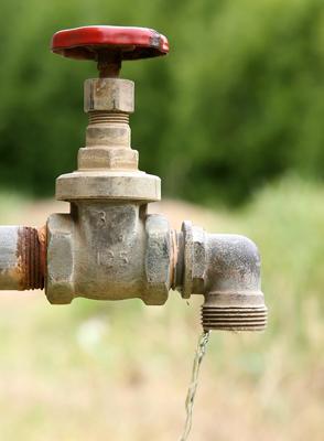 interruzione idrica