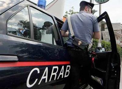 nuovo blitz dei Carabinieri