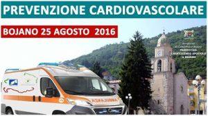 prevenzione cardiovascolare Bojano