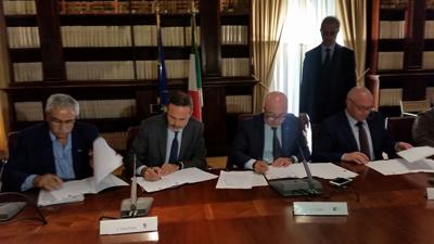 Beni culturali provinciali, Ministero e Regione Molise siglano l'accordo